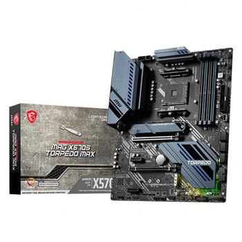 MSI MAG X570S TORPEDO MAX AM4 ATX Motherboard Main Product Image