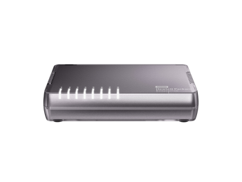 HPE 1405 8G - V3 Switch - FANLESS -  3YR WTY  Main Product Image