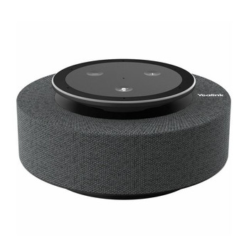 Yealink MSpeech Smart USB Speaker, built-in 3 microphone arrays, Voice regconition (voice transcription, real-time translation) and Cortana assistant Product Image 2