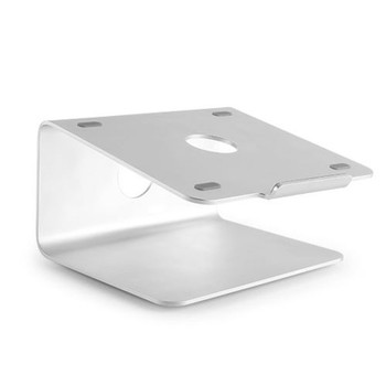Brateck Deluxe Aluminium Desktop Stand for most 11in-17in Laptops Main Product Image