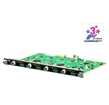Aten VM7404 4-Port SDI Input Board for VM1600A/VM3200, Connects up to 4SDI inputs, Supports SD-SDI, HD-SDI and 3G-SDI formats Main Product Image