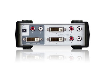 Aten 2 Port DVI Video Switch with RCA Product Image 2