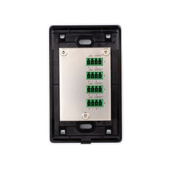Aten VPK104 4-Key Contact Closure Remote Pad for VP1420/VP1421 Presentation Matrix Switches. Led lights, Engraved button Product Image 2