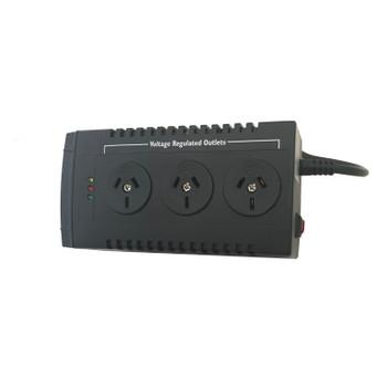 PowerShield VoltGuard 1500VA / 750W AVR - 750 Watt Voltage Stabliser. No internal batteries Product Image 2