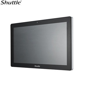 Shuttle P21WL01 Industrial Panel PC - Intel i3-8145UE CPU, 21.5in 10-Point Touchscreen, IP65 , RS-232/422/485 Main Product Image