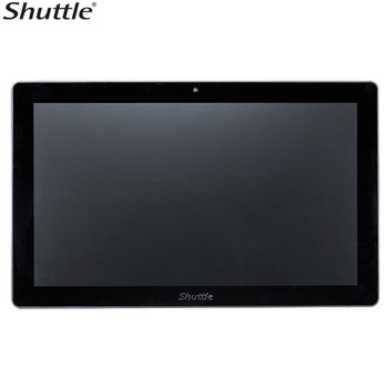 Shuttle P21WL01 Industrial Panel PC - Intel i3-8145UE CPU, 21.5in 10-Point Touchscreen, IP65 , RS-232/422/485 Product Image 2