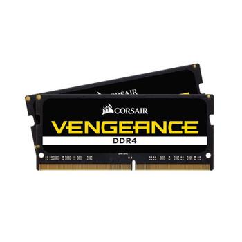 Corsair Vengeance 64GB (2 x 32GB) 3200MHz SODIMM DDR4 Laptop Memory - Black Main Product Image