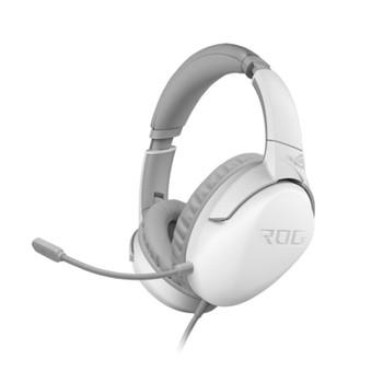 Asus ROG Strix GO Core Moonlight White USB Gaming Headset Main Product Image