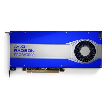 AMD Radeon PRO W6600 8GB GDDR6 Video Card Main Product Image