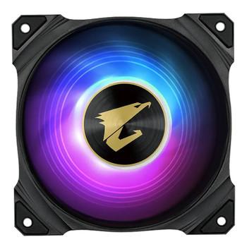 Gigabyte AORUS 120mm ARGB Case Fan Main Product Image