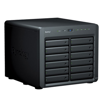 Synology DiskStation DS3617xsII 12-Bay Diskless NAS D-1527 Quad-Core 2.2GHz 16GB Product Image 2