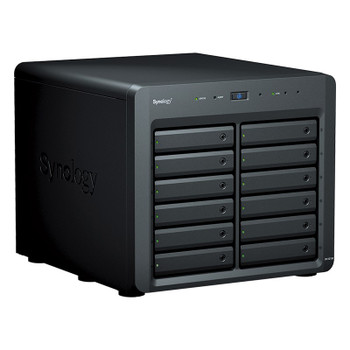 Synology DX1215II 12-Bay Diskless NAS Expansion Unit Product Image 2
