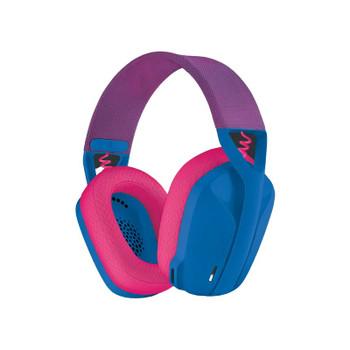 Logitech G435 LIGHTSPEED Wireless Gaming Headset - Blue Main Product Image