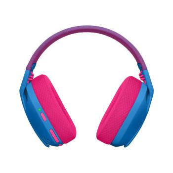 Logitech G435 LIGHTSPEED Wireless Gaming Headset - Blue Product Image 2
