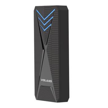 Volans VL-UCM2-RGB NVMe M.2 SSD to USB-C 3.1 Gen 2 RGB Enclosure Product Image 2