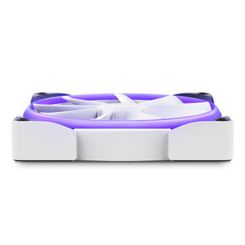NZXT Aer RGB 2 140mm PWM Case Fan - White Product Image 2
