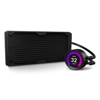 NZXT Kraken Z63 280mm RGB AIO Liquid CPU Cooler - Black Product Image 2