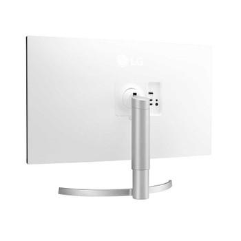 LG 32UN550-W 32in UHD HDR FreeSync VA Monitor Product Image 2