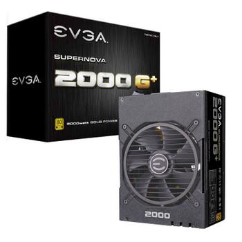 EVGA SuperNOVA 2000W G1+ 80 Plus Gold Fully Modular Power Supply Main Product Image