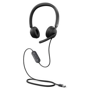 Microsoft Modern USB Stereo Headset Main Product Image