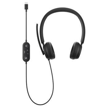 Microsoft Modern USB-C Stereo Headset Main Product Image