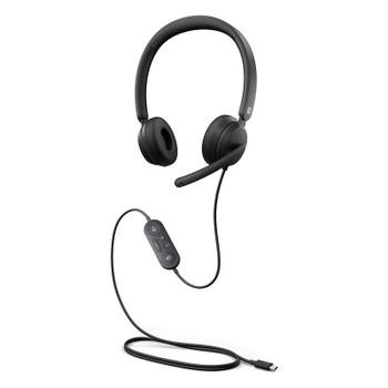 Microsoft Modern USB-C Stereo Headset Product Image 2