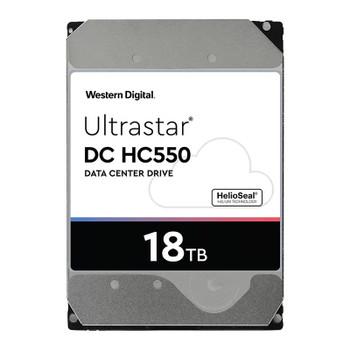Western Digital WD Ultrastar DC HC550 18TB 3.5in 512e SAS 7200RPM Hard Drive 0F38352 Main Product Image