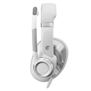 EPOS Gaming H6 PRO Closed Back Gaming Headset - Ghost White Product Image 2