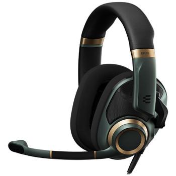 EPOS Gaming H6 PRO Open Back Gaming Headset - Racing Green Main Product Image