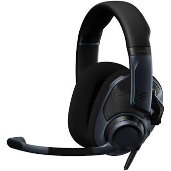 EPOS Gaming H6 PRO Open Back Gaming Headset - Sebring Black Main Product Image