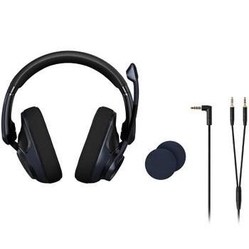 EPOS Gaming H6 PRO Open Back Gaming Headset - Sebring Black Product Image 2