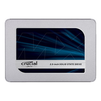 Crucial MX500 4TB 2.5in 3D NAND SATA III SSD With 9.5mm Adapter Main Product Image