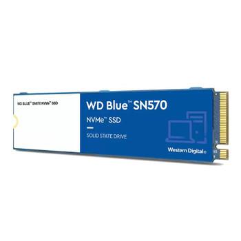 Western Digital WD Blue SN570 WDS100T3B0C 1TB NVMe M.2 PCIe Gen3 SSD Main Product Image