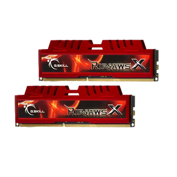 Product image for G.Skill 16GB DDR3-1333 16GB Dual Channel [RipjawsX] | AusPCMarket.com.au