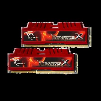 Product image for G.Skill 16GB DDR3-1333 16GB Dual Channel [RipjawsX] | AusPCMarket Australia