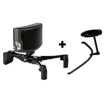 Product image for TrackIR 5 Ultra - w/both the TrackIR 5 (inc Vector) and TrackClip Pro | AusPCMarket Australia