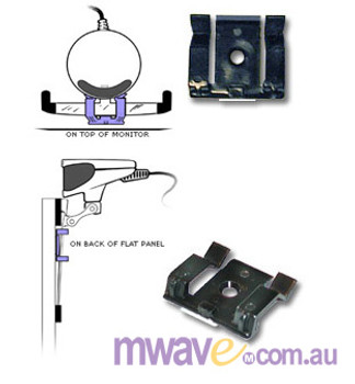 Mounting Clips for SmartNAV Product Image 2