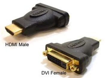 Product image for Adapter DVI Female to HDMI Male (T024N) | AusPCMarket.com.au