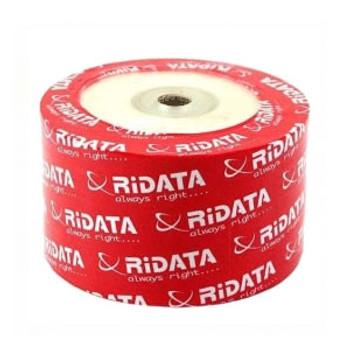 Product image for Ritek Ridata DVD-R 16x White Printable 50 pcs | AusPCMarket Australia
