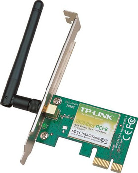 Product image for TP-Link TL-WN781ND 150Mbps Wireless Lite N PCI Express | AusPCMarket Australia