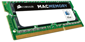 Product image for Corsair 4GB Mac Memory, 1333MHz CL9 DDR3 SO-DIMM for Apple iMac | AusPCMarket Australia