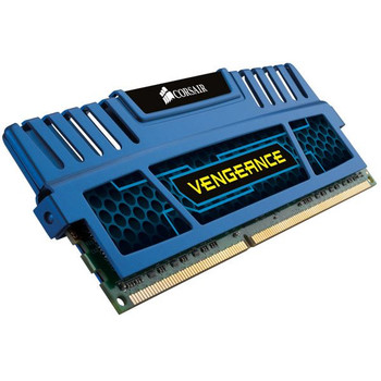 Corsair Vengeance 8GB (2x 4GB) DDR3 1600MHz Memory Product Image 2