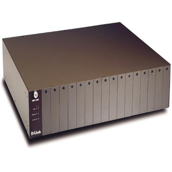 Product image for D-Link Dmc-1000 Chassis System For Dmc Series Media Converte | AusPCMarket Australia