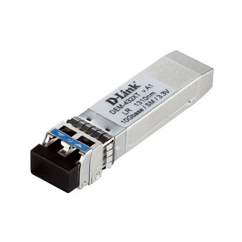 D-Link DEM-432XT 10GBASE-LR SFP+ Transceiver - Single Mode 10km Product Image 2