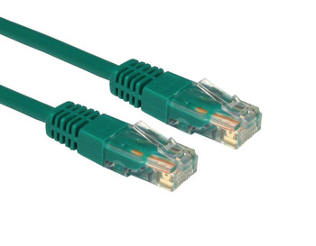 Product image for CAT6  PATCH CORD 0.5M GREEN Network Cable 34246 | AusPCMarket.com.au
