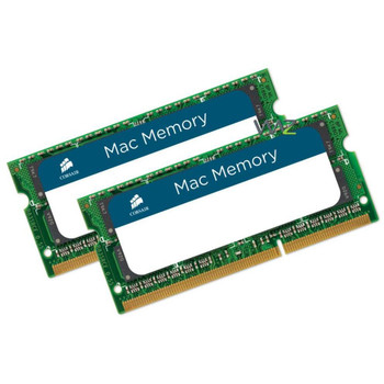 Product image for Corsair 16GB (2x 8GB) DDR3 1600MHz SODIMM Memory for Mac | AusPCMarket Australia