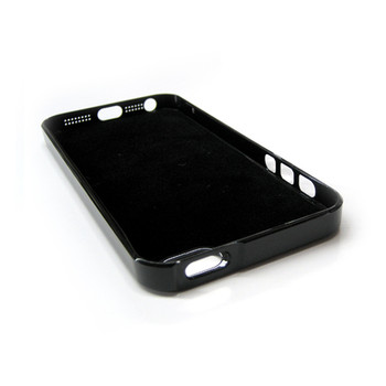 Product image for Aluminium Back Cover for iPhone5 Black | AusPCMarket.com.au