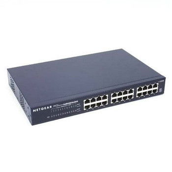 Product image for Netgear JGS524 Prosafe 24 Port Gigabit Ethernet Switch | AusPCMarket Australia