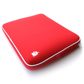 Product image for 2 to 14 inch Laptop Bag Sleeve Case (red) | AusPCMarket Australia