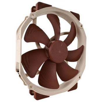 Product image for Noctua NF-A15 PWM 140mm Fan with 120mm Mounts | AusPCMarket Australia